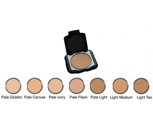 Oil-Free Dual Mineral Foundation