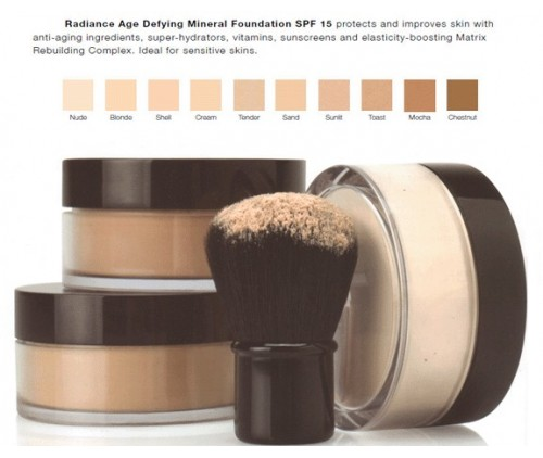 Radiance Loose Minerals SPF-15
